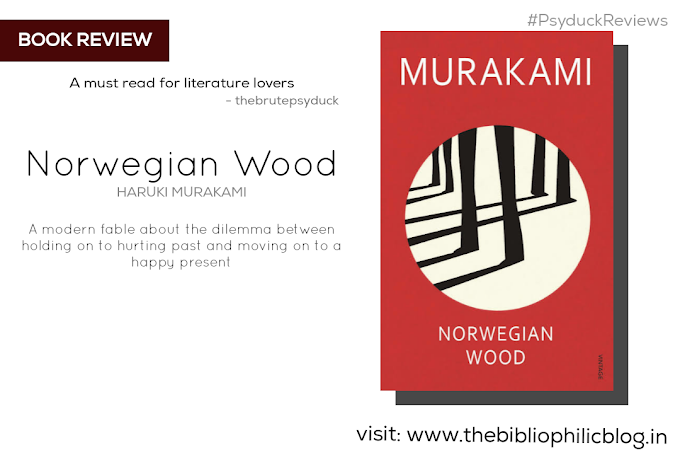 [Book Review] Norwegian Wood - Haruki Murakami