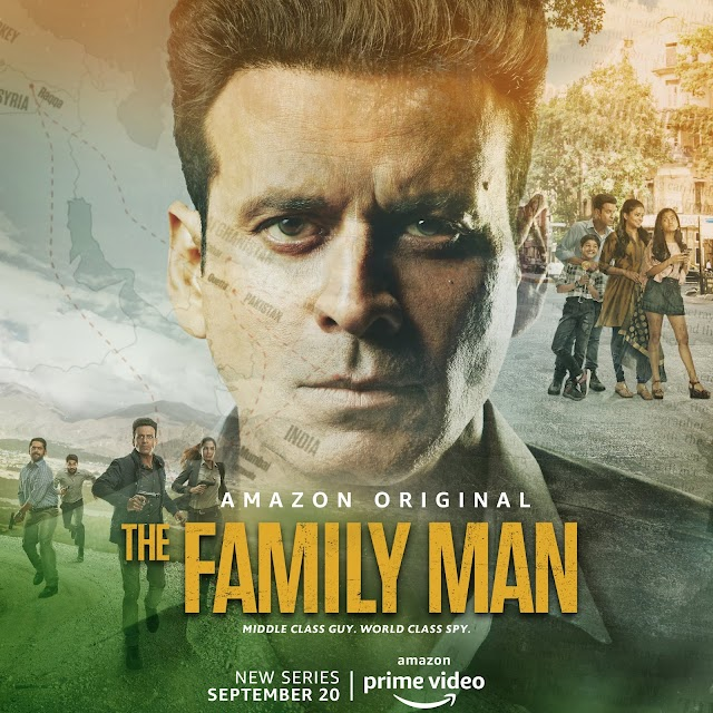 Family Man Season 1 2019