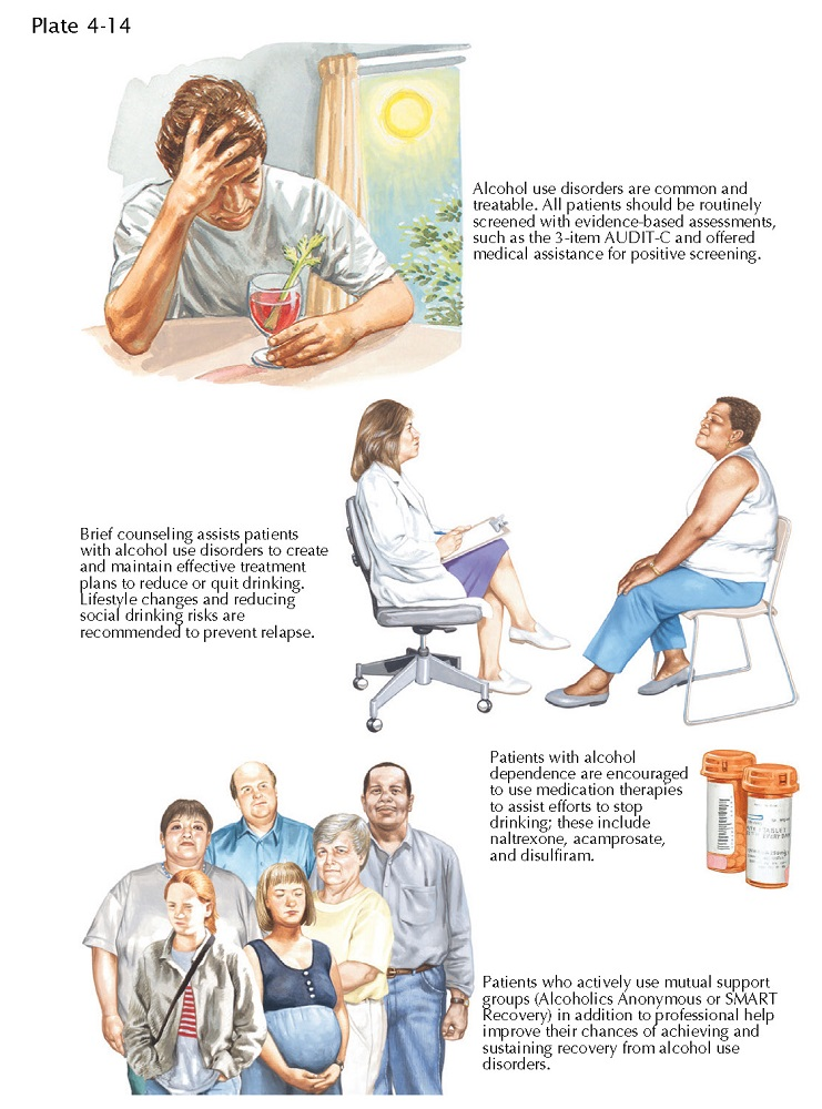 Treatment for Alcohol Use Disorders