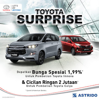 Dapatkan Mobil Idaman! Yuk Simak Keuntungan Membeli Kendaraan dengan Promo Toyota