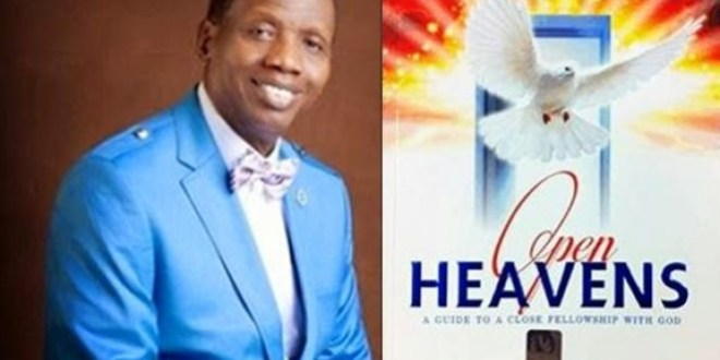 OPEN HEAVENS DAILY DEVOTIONAL: TO OBEY IS BETTER THAN SACRIFICE.