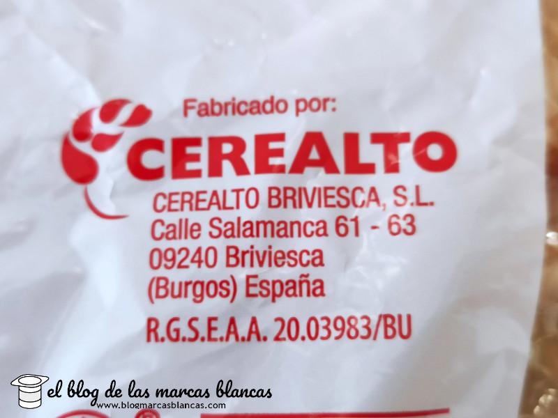 Fabricante de las Magdalenas tiernas y esponjosas HACENDADO (Mercadona) en El Blog de las Marcas Blancas.