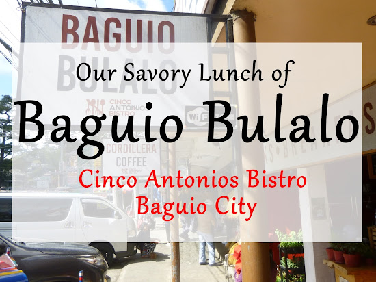 Our Savory Lunch of Baguio Bulalo