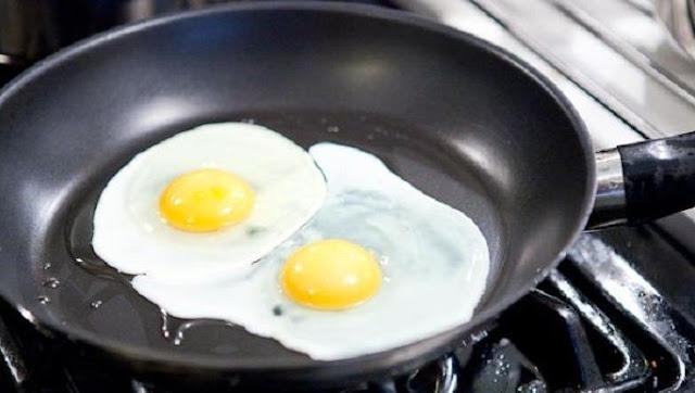 telur mata sapi, makanan peninggi badan, cara membuat badan tinggi