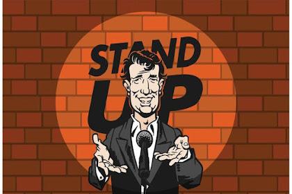 Ingin Menjadi Seorang Komika? Pelajari Dulu 15 Istilah Stand Up Comedy