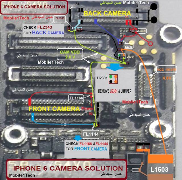 Iphone 6 Schematic Diagra