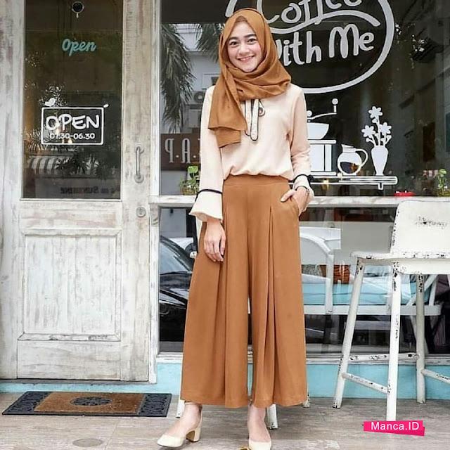 baju muslim hijab modern
