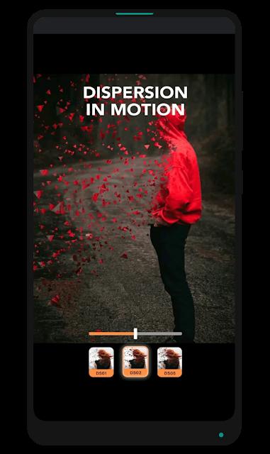 تحميل أحدث إصدار من تطبيق Motionleap Pro مهكر أو Pixaloop سابقاً