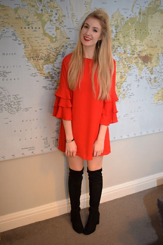 Boohoo Dress of the Month | Lauren Loves Blog