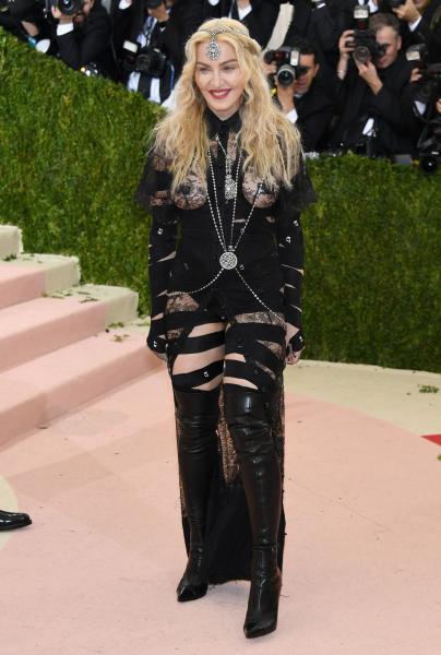 MET Gala 2016: Madonna