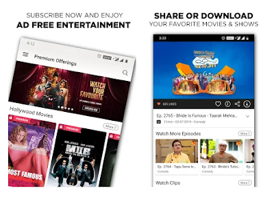 Sony LIV App for PC