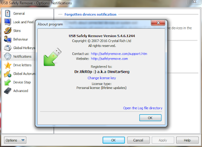 USB Safely Remove 5.4 full and Portable