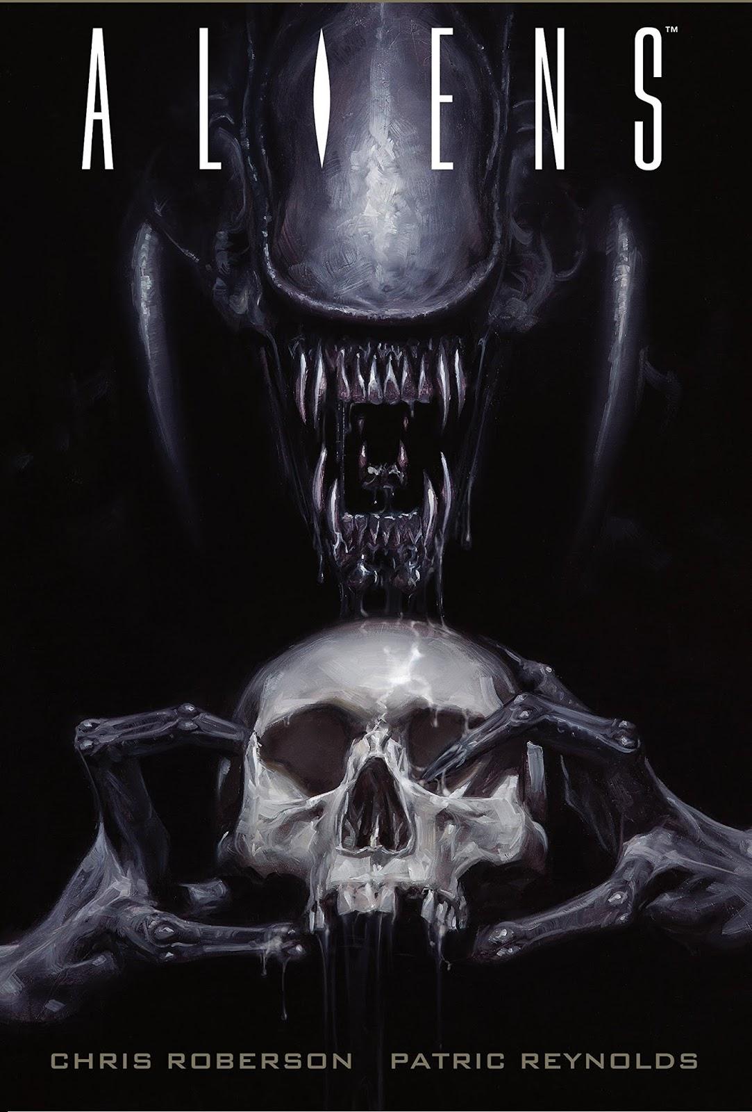"981ce66d2e8e Crítica de ""Aliens  Fuego y Piedra"" (Chris Roberson"
