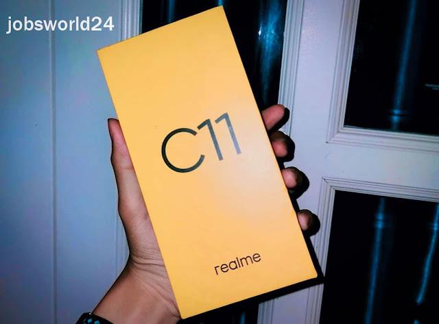 مواصفات Realme C11