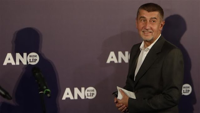 Billionaire Andrej Babis becomes Czech's prime minister