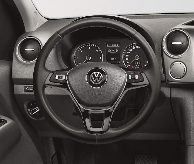 VW Amarok Ultimate 2017