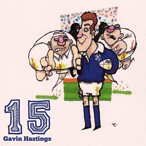 Gavin Hastings