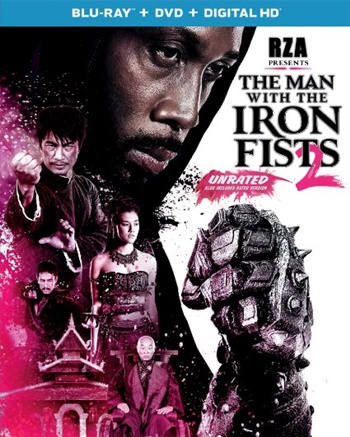 The Man with the Iron Fists Sting of the Scorpion 1080p Latino