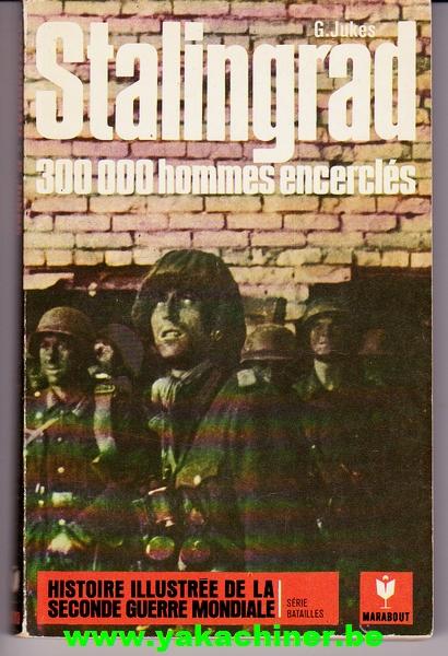 Stalingrad, 300.000 hommes encerclés par G.Jukes