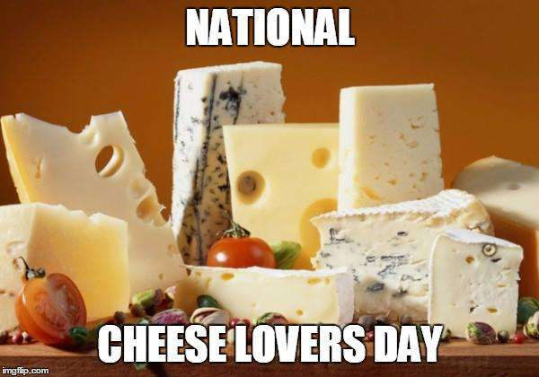National Cheese Lover's Day Wishes