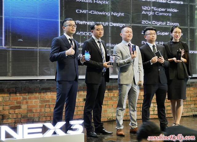 Vivo, Vivo Malaysia, Vivo Nex 3, Smartphone in Malaysia, Lifestyle