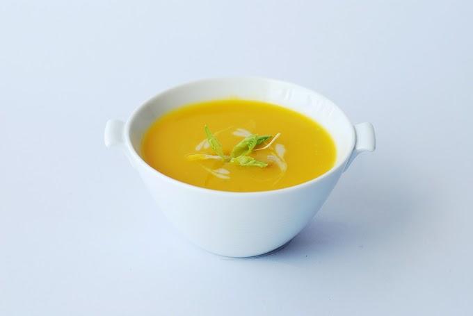 Healthy Dinner Recipes To Lose Weight That Taste Good - Pumpkin Cream