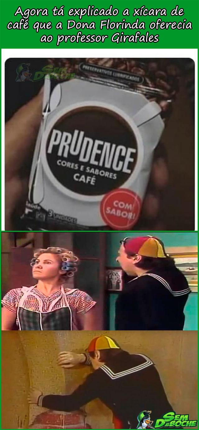 A VERDADE SOBRE A XÍCARA DE CAFÉ DA DONA FLORINDA