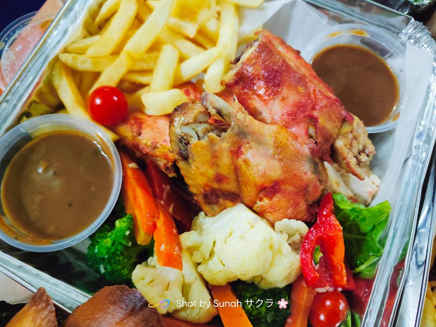 Menu Takeaway & Delivery dari Serendah RM80 di Impiana Hotel Senai