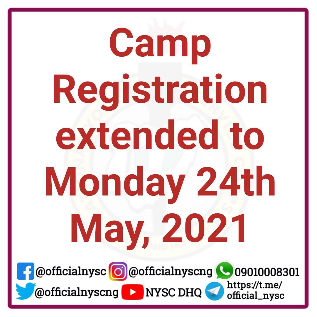 NYSC 2021 Batch 'A' Orientation Course Details [Stream 2]