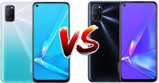 Begini Perbedaan Oppo A52 dan Oppo A53