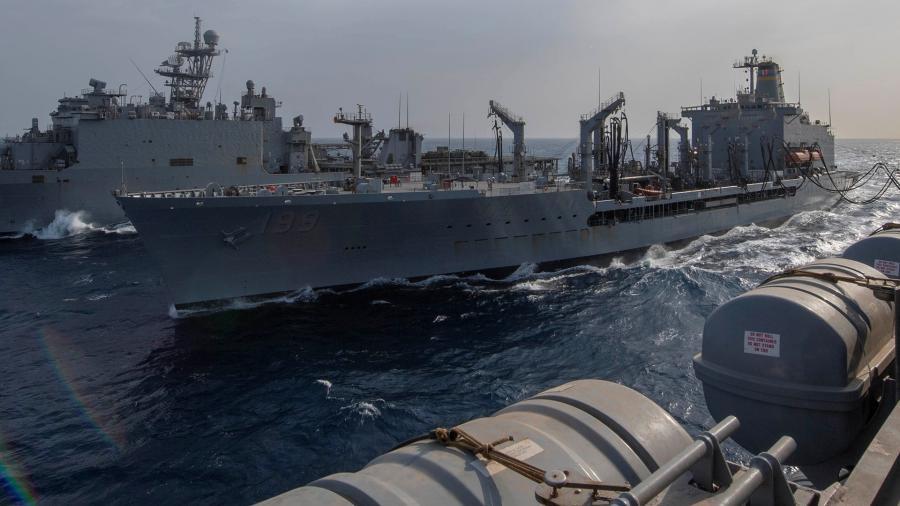 AS akan menyiapkan operasi untuk melindungi pengiriman di Timur Tengah