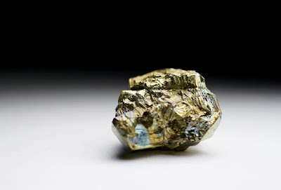 Photo of gold nugget