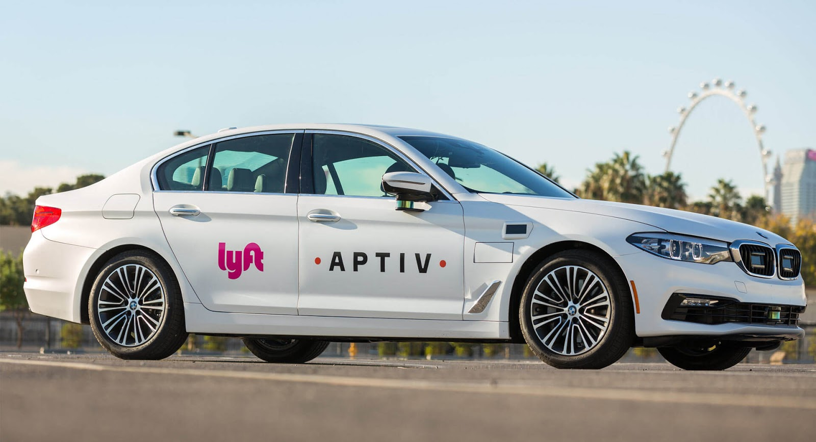 Lyft self-driving cars will be giving rides during CES 2018