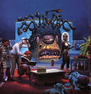 Power Score Dungeons Amp Dragons A Guide To The Beholder