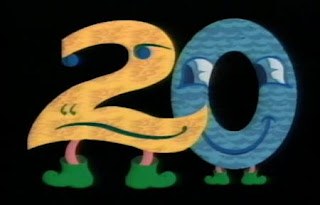 Number Creatures 20 is a cartoon about number 20. Sesame Street The Great Numbers Game