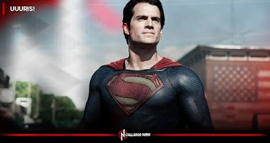 SUPERMAN | Henry Cavill renovou contrato com Warner para múltiplos filmes