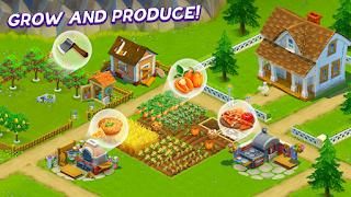 Golden Farm : Idle Farming Game Apk Mod