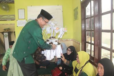 Kakankemenag Tanjungbalai : Semoga Menjadi Haji Yang Mabrur