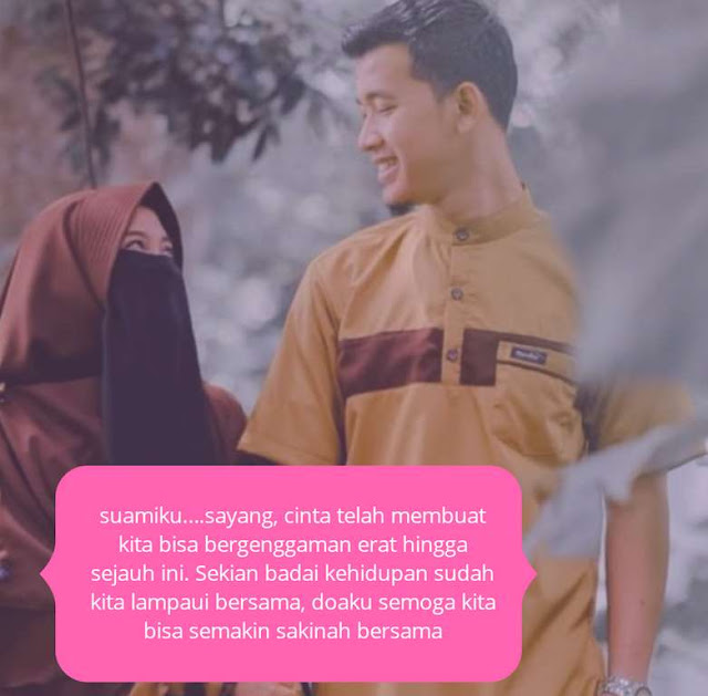 kata kata cinta islami untuk suami