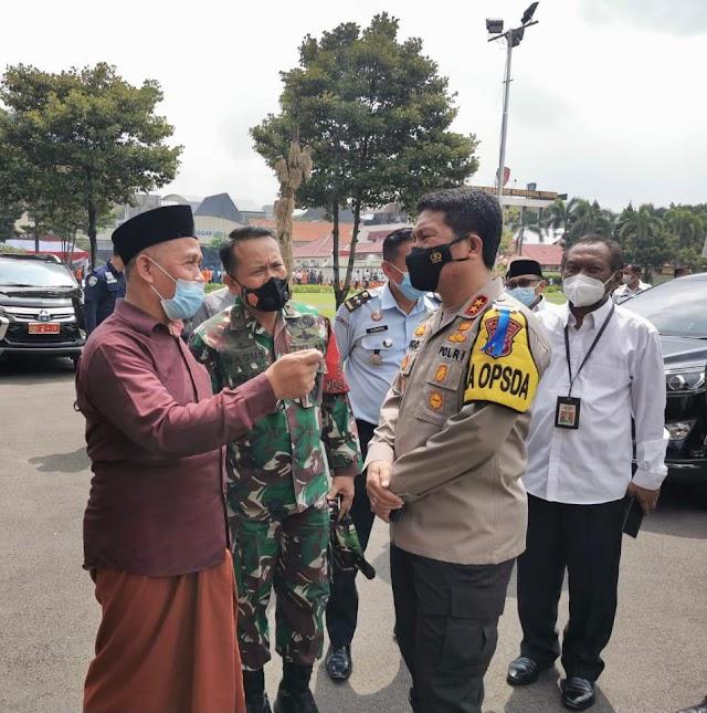 Ketua PWNU Jatim Dukung Polda Jatim Berantas Narkoba