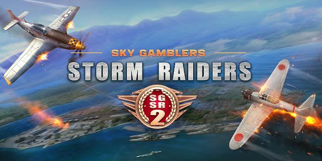 Sky Gamblers: Storm Raiders 2