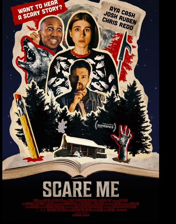 MOVIE: Scare Me (2020)