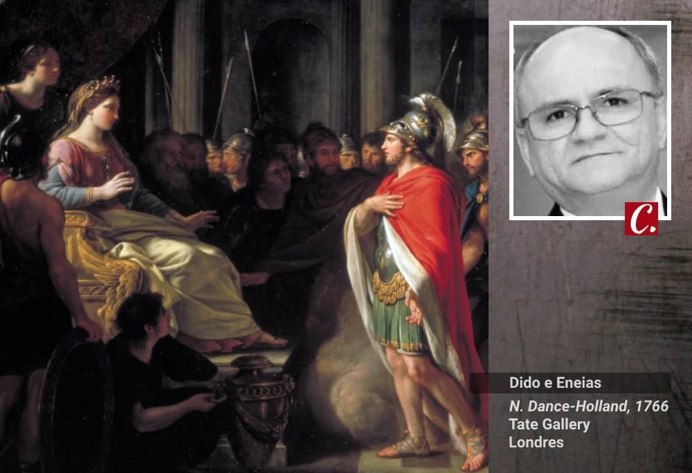 literatura paraibana eneida virgilio richard strauss poema epico sinfonico