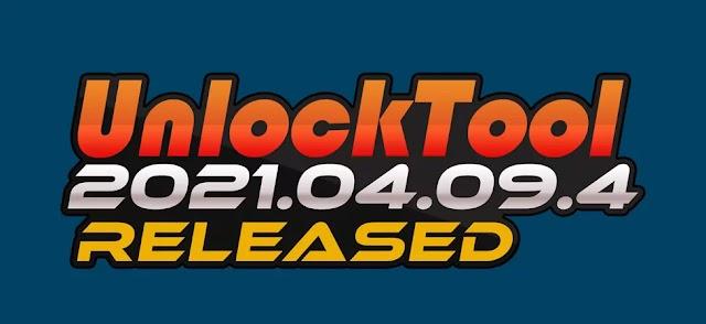 UnlockTool 2021.04.09.4 Update Released [Best Tool For Unlock Android Phones] Free Download