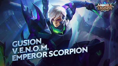 Script Skin Epic Gussion Venom Anti Banned
