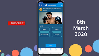 My Telenor Play and Win 08-03-2020