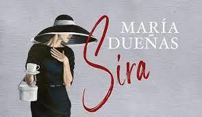 Reseña libro Sira