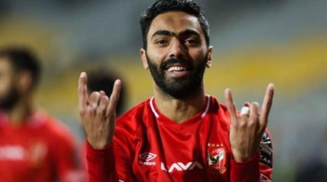 الأهلي يبدأ الحساب مع حسين الشحات