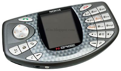 Hp Nokia Jadul Ngage