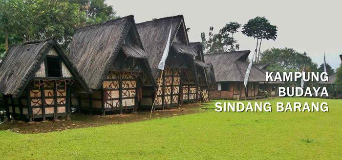 Sejarah di Kampung Budaya Sindang Barang
